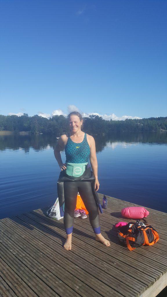 Min väg mot Laponia Triathlon 2017