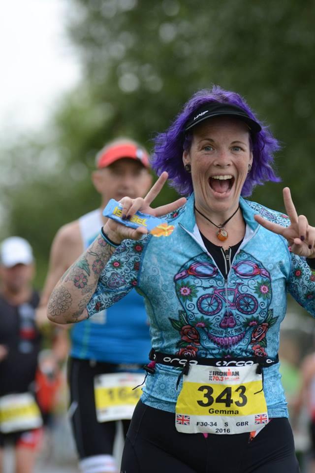 Gästbloggare: Gemmas racerapport från HIM 70.3 – Jönköping